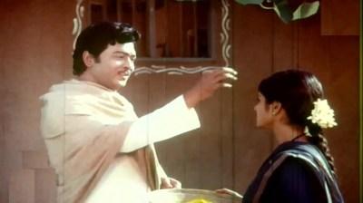 Trisulam Rayini Aadadhi Chesina Song-Krishnam Raju Jayasudha