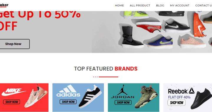 sneaker or shoe in Ghana