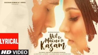 Photo of Dil Ko Maine Lyrics | Amaal M Ft.Arijit S,Kumaar