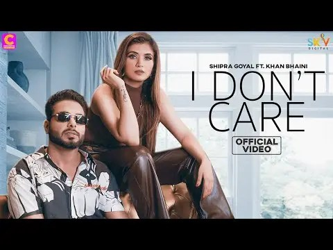 I Don't Care Lyrics