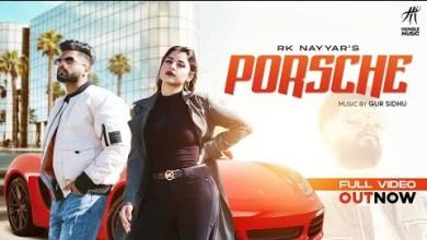 Photo of Porsche Lyrics | RK Nayyar | Gur Sidhu