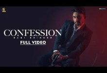 Photo of Confession Lyrics | Sabi Bhinder | The Kidd