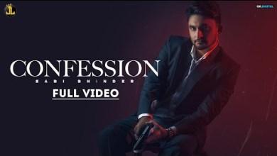 Photo of Confession Lyrics | Sabi Bhinder | The Kidd