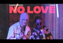 Photo of NO LOVE Lyrics (PROD. AAKASH) EMIWAY X LOKA