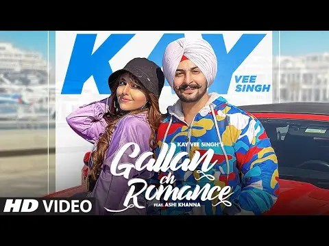 Gallan Ch Romance Lyrics