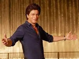 Photo of Shah Rukh Khan was asked by user, colour of his underwear