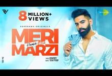 Photo of Meri Marzi Lyrics | Parmish Verma | Yeah Proof | Homeboy