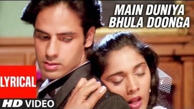 Photo of Main Duniya Bhula Doonga Lyrics | Aashiqui