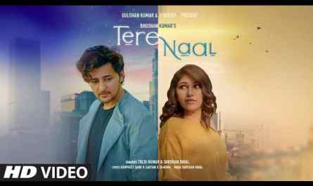 mainu tere naal lyrics