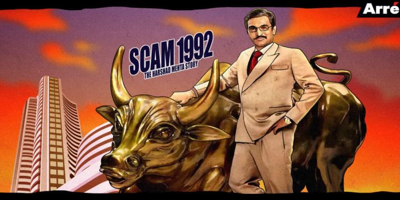scam 1992 theme ringtone download | Harshad Mehta | web series
