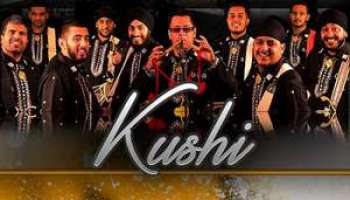 Kushi Lyrics Dhol Enforcement Agency Feat Anwar Pali