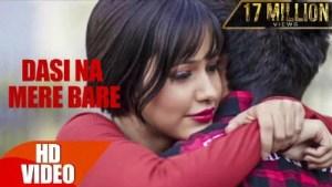 Tu Meri Ki Lagdi Lyrics: Goldy Ft Desi Crew | Dasi Na Mere Bare