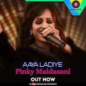 aaya-ladiye-official-music-video-pinky-maidasani-peacock