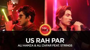 Ali Zafar feat. Strings, Us Rah Par, Coke Studio