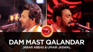 Umair Jaswal & Jabar Abbas, Dam Mast Qalandar