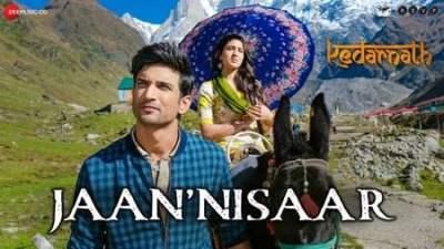 Jaan Nisaar - Arijit Singh kedarnaath