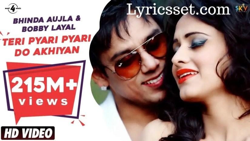 Sahi Jave Na Judai Sajna Lyrics in Hindi and English