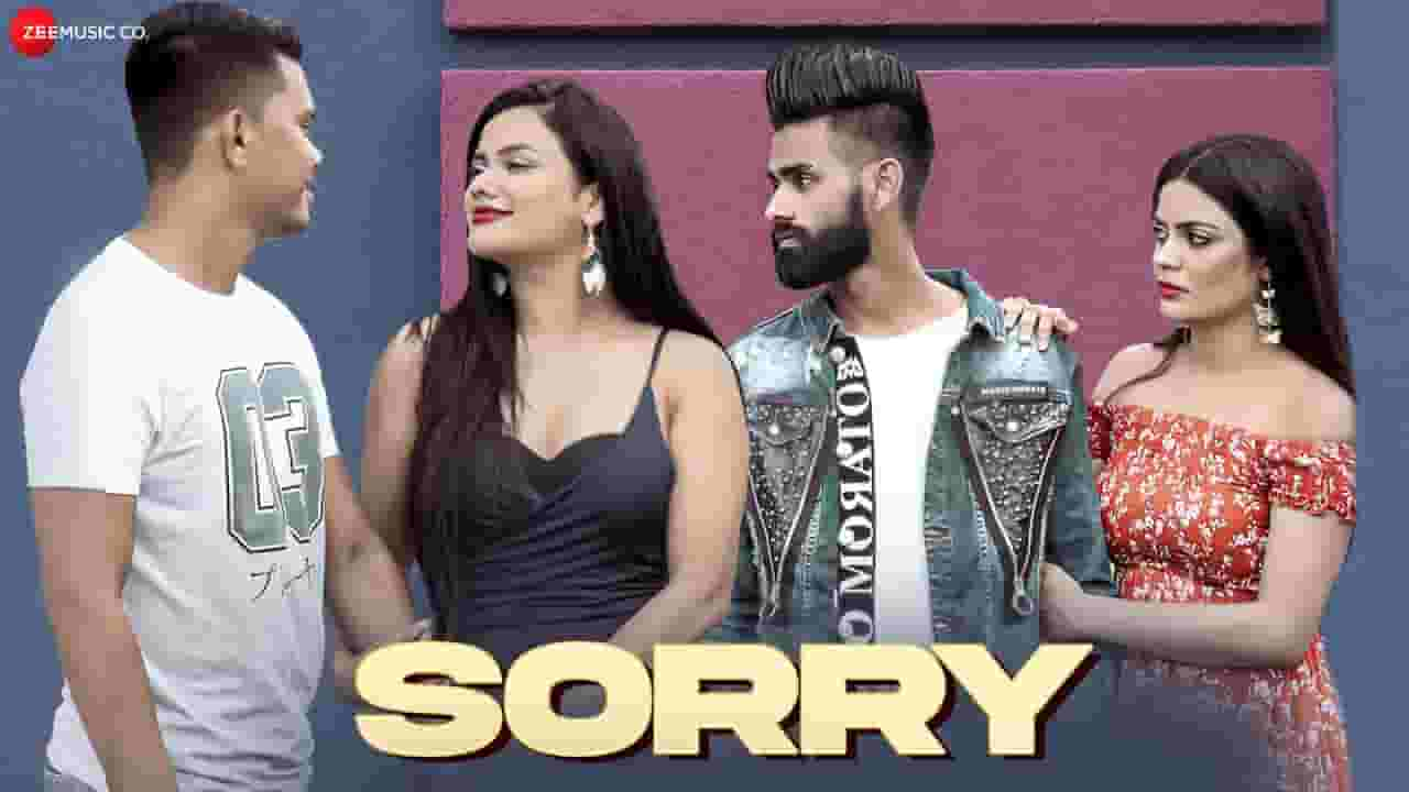 सॉरी Sorry Song Lyrics In Hindi