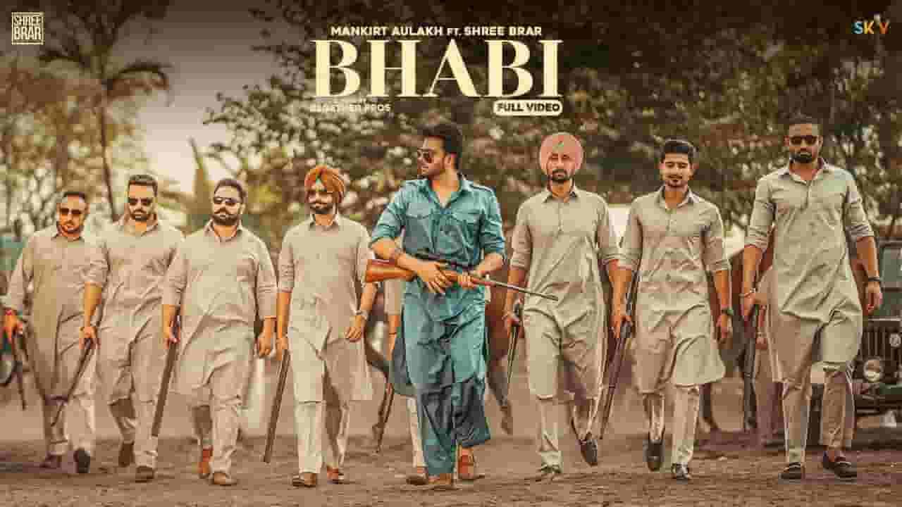भाबी BHABI Song Lyrics In Hindi