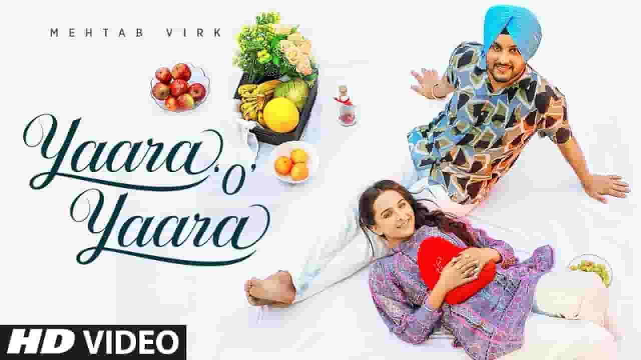 यारा ओ यारा Yaara O Yaara Lyrics In Hindi