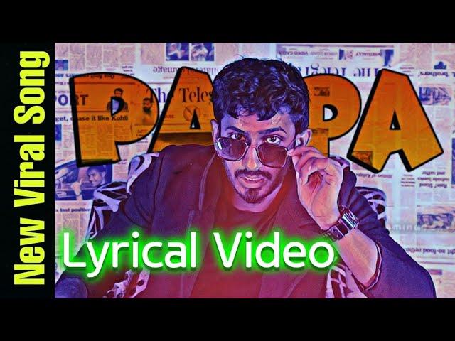 पापा रैप Papa Rap Song Lyrics In Hindi - Saemy