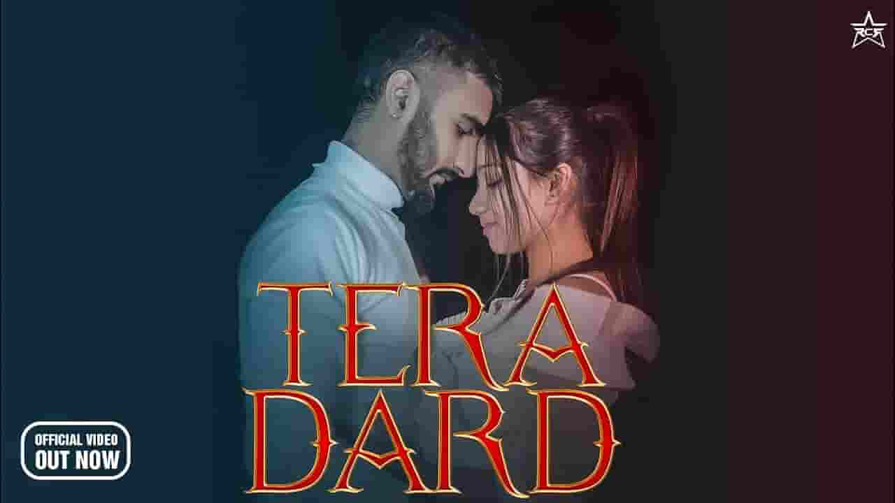 तेरा दर्द Tera dard Lyrics In Hindi – RCR