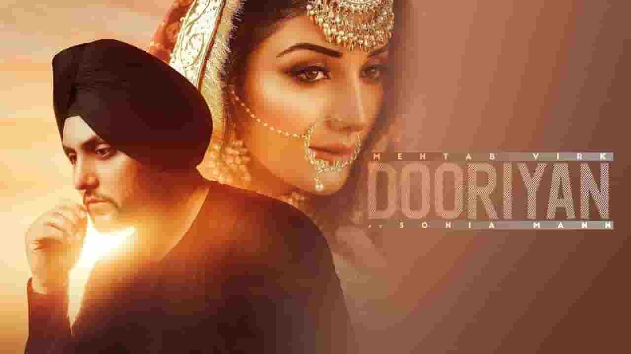 दूरियाँ Dooriyan Lyrics In Hindi – Mehtab Virk