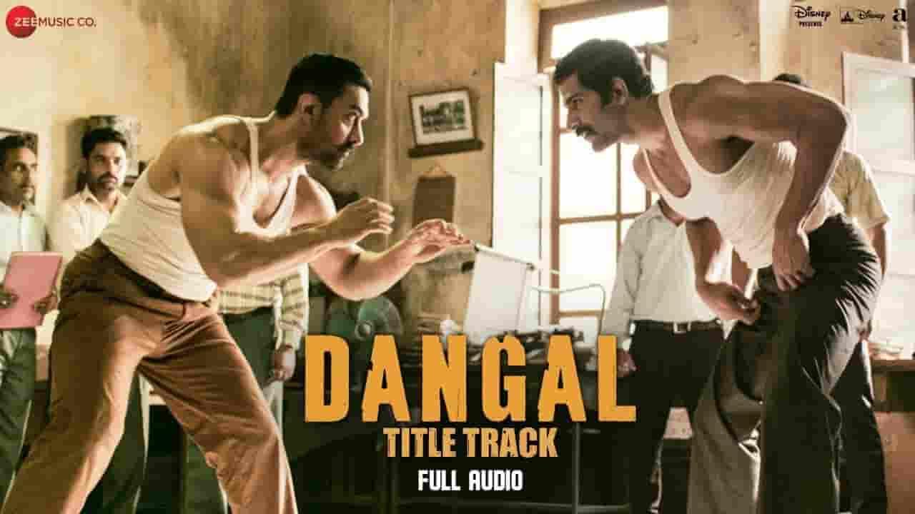 दंगल Dangal Song (Title Tracks) Lyrics In Hindi – Dangal | Daler Mehndi