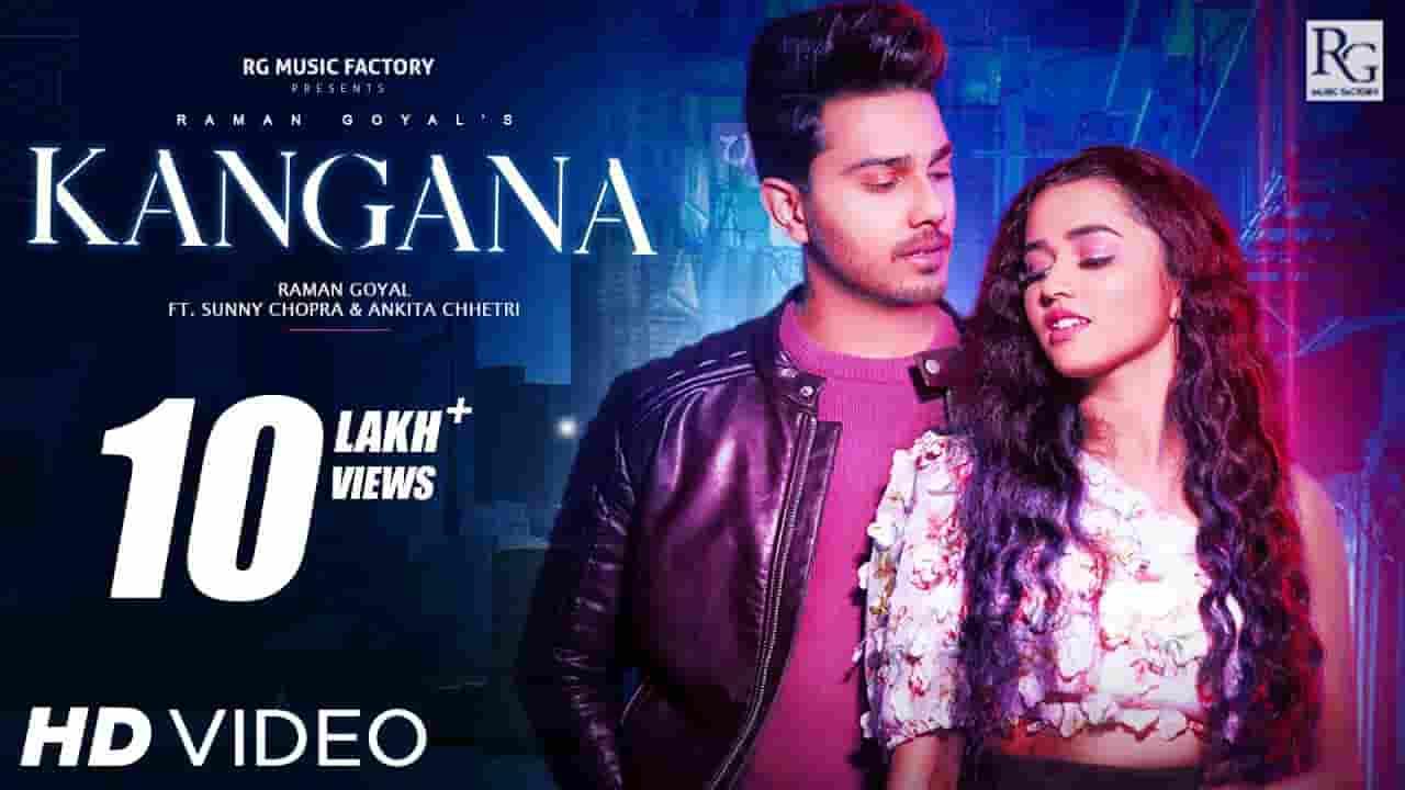 कंगना Kangna Lyrics In Hindi - Raman Goyal