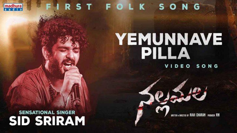ఎమున్నవే పిల్లా Emunnave Pilla Lyrics In Telugu - Nallamalla