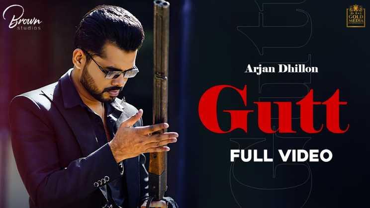 गुट Gutt Lyrics In Hindi – Arjan Dhillon