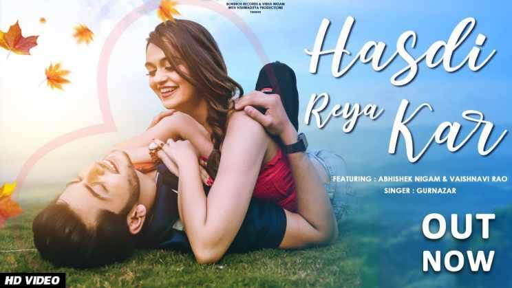 हस्दी रेया कर Hasdi Reya Kar Lyrics In Hindi – Gurnazar