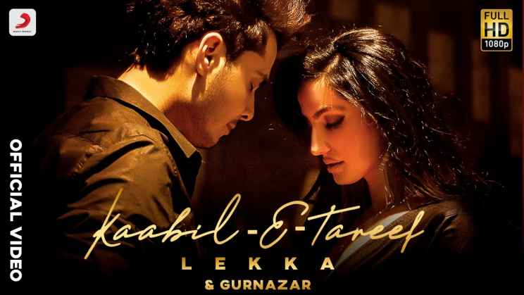 Kaabil-E-Tareef Lyrics In Hindi