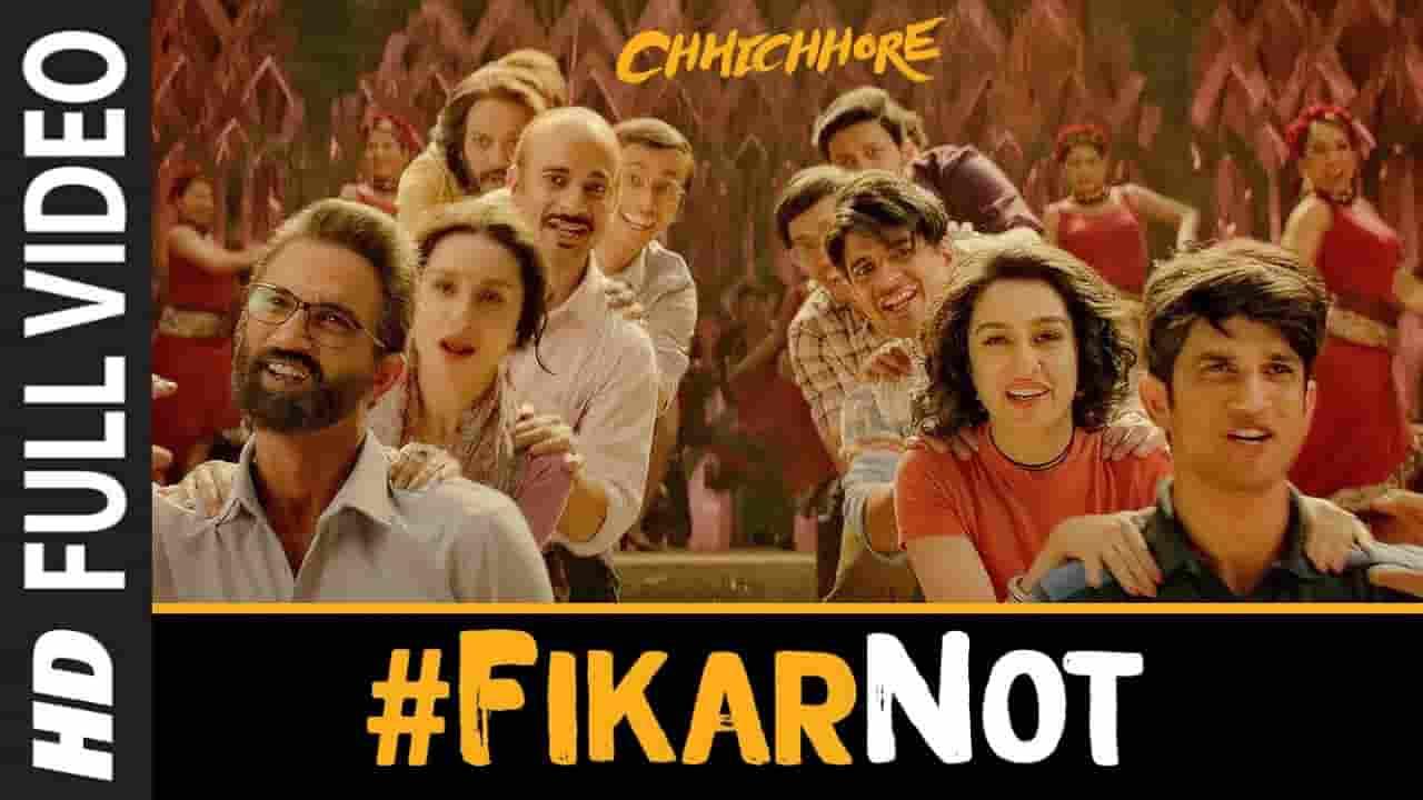 कंट्रोल Control Lyrics In Hindi - Chhichhore