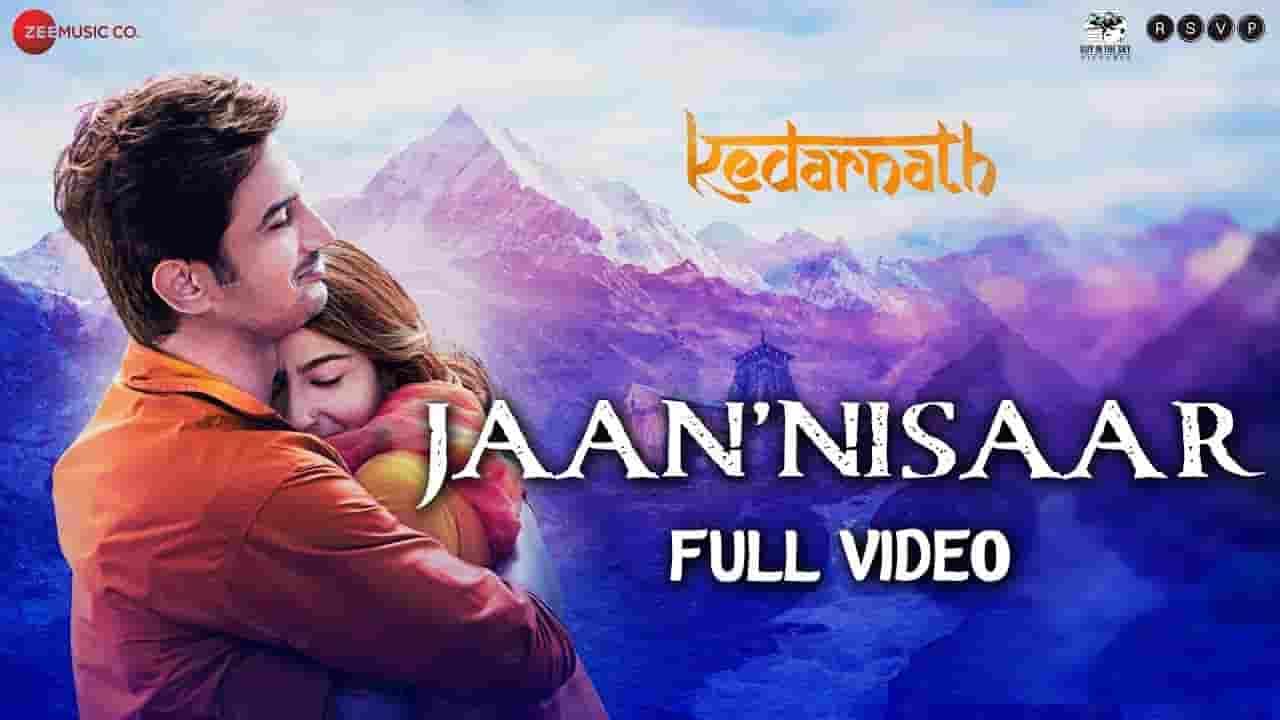 Duniya Zamane Se Rishte Mitaye Hai Lyrics - Kedarnath | Arijit Singh