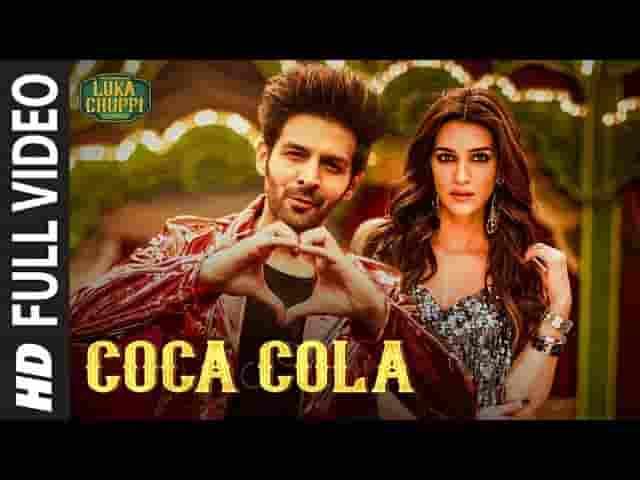 कोका कोला Coca Cola Tu Lyrics in Hindi - Luka chuppa