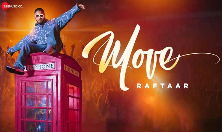 Jaise Move Tu Karti Hai Lyrics - Raftaar