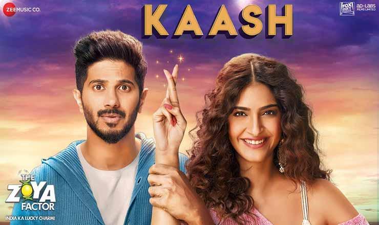 काश Kaash Lyrics In Hindi – Arijit Singh | The Zoya Factor