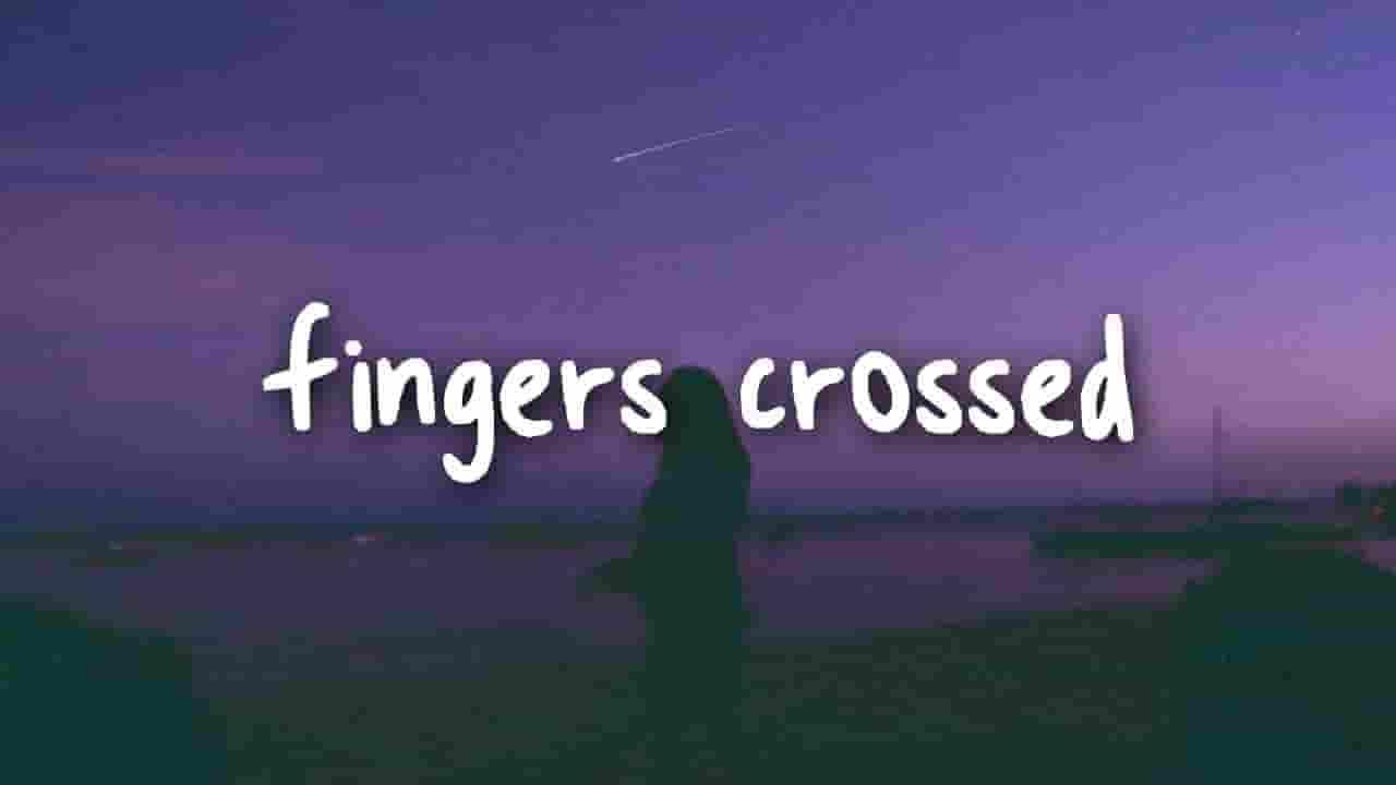 Fingers Crossed Lyrics by Billie Eilish