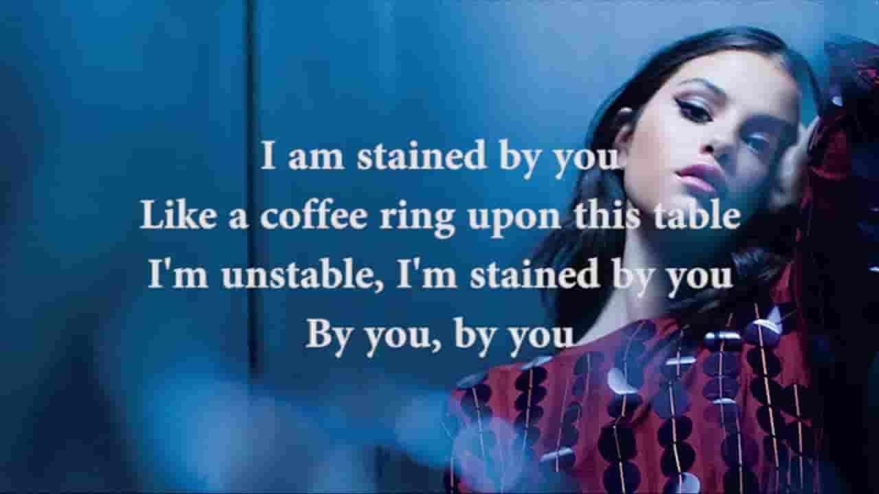 Stained Lyrics