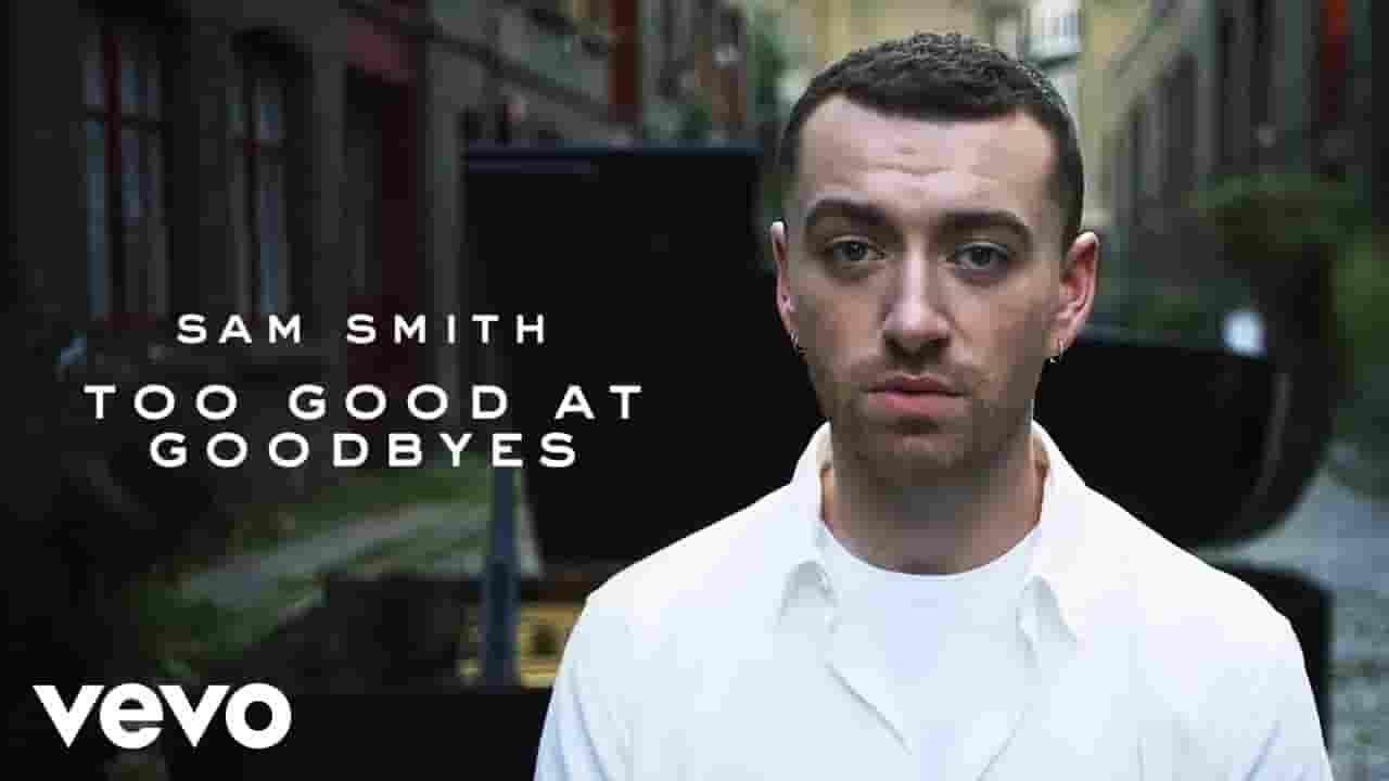Too Good At Goodbyes Lyrics