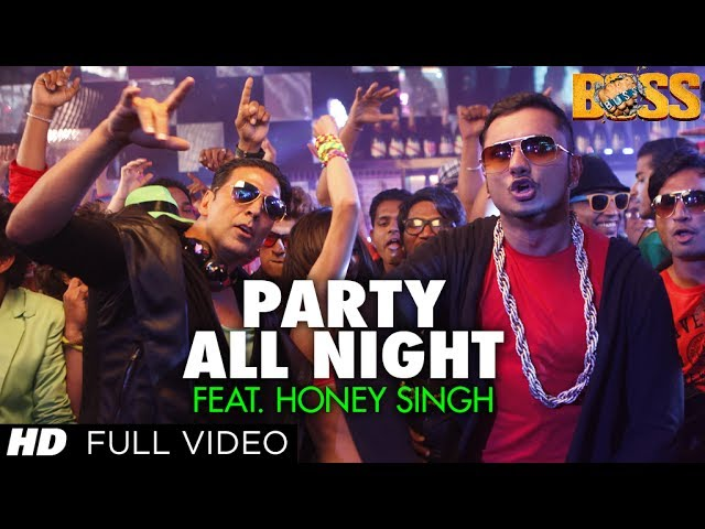 Party All Night Lyrics