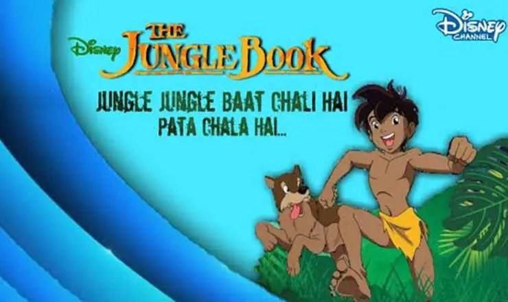 Jungle Jungle Baat Chali Hai-Song-Lyrics