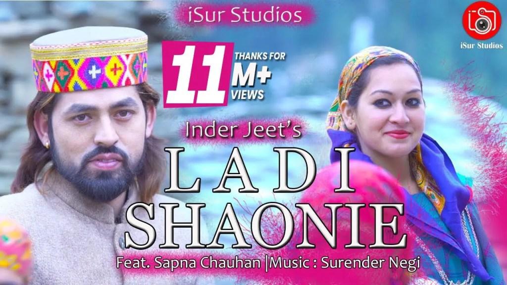 Ladi-Shaauni-Lyrics