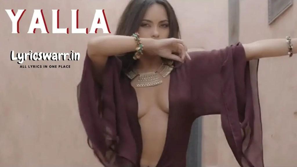 Yalla Lyrics INNA