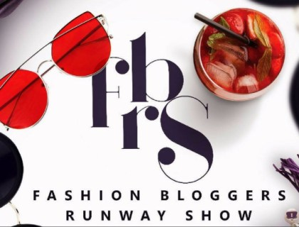 fashion bloggers runway show 2017