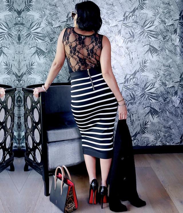 Sonal Maherali luxury closet items