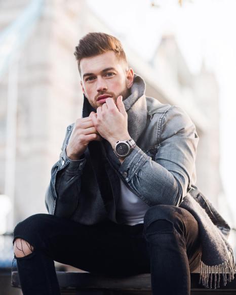 Style Profile   Ali Gordon, Male Fashion And Lifestyle Blogger lysa africa