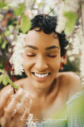 Capturing Beautiful Moments With photographer Aminah Mckenzie lysa africa magazine
