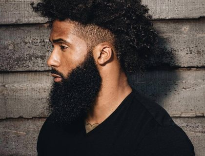 What Does Your Beard Say About Your Personality? stubble, scruffy full beard lysa africa